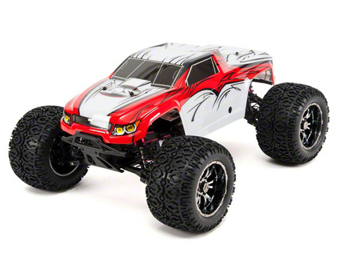 Gasoline-powered-RC-cars