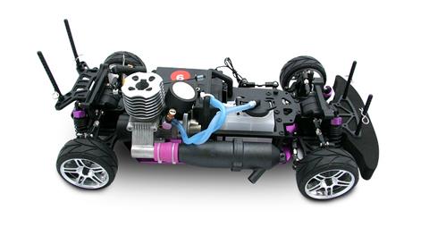 Nitro-fueled-RC-vehicles